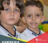 1º dia de aula 2016 – Infantil