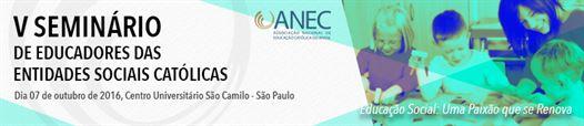 ANEC promoverá Seminário em SP