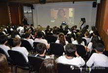 5º ano – Vídeo conferência com a autora Ana Cristina Massa