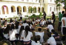 Xaverianos do 6º e 8º Anos visitam o Museu Catavento e Museu Afro