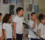 Xaverianos do 3º Ano apresentam o Sarau de Poesias
