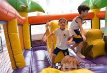 Xaverianos se divertem no Dia das Crianças