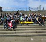 Xaverianos da 2ª Série do EM vão ao Parque da Independência
