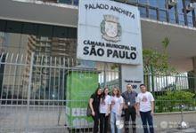 Xaverianos participam do Parlamento Jovem