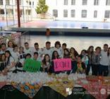 Xaverianos organizam lanche solidário para doação de quantia ao Fé e Alegria