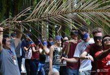 Xaverianos da 3ª Série do EM participam do Terceirança