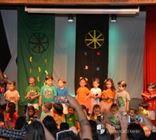 Xaverianos do Infantil I apresentam o Projeto de Leitura