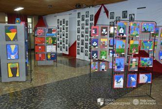 Xaverianos expõem trabalhos em Mostra de Arte