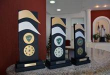 Sanfra conquista três troféus na Liga de Handebol Escolar