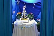 Sanfra recebe a Imagem Peregrina de Nossa Senhora Aparecida