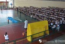 Xaverianos coroam Nossa Senhora Aparecida