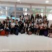 Xaverianos do 7°ano visitam Itaú Cultural