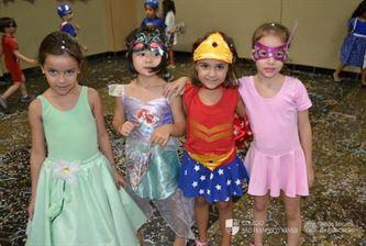 24/02 – Xaverianos do Infantil ao 2º Ano curtiram o Carnaval