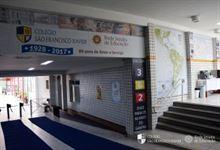 Novo Hall do Colégio São Francisco Xavier