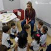 Primeiras aulas no L@b Kids