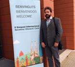 Sanfra participa de Simpósio Internacional em Barcelona