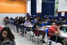 Aprendizado Constante – Xaverianos realizam Simulado