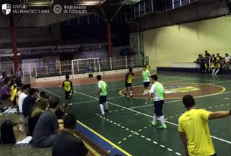Amistoso de Futsal