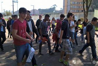 "Xaverianos participam do ""FEI Portas Abertas"""