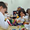 Aulas de coordenação motora e sensorial