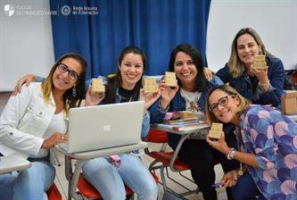 Lançamento do Vídeo Institucional e homenagem ao Dia do Educador