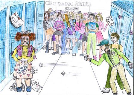 Campanha contra o Bullying