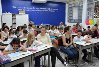 Aula Aberta – 2º Ano do Ensino Fundamental