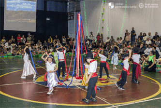 Festa de Encerramento – Educação Infantil e 1º ano