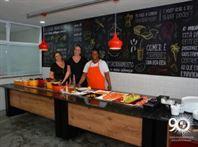 Inauguração do restaurante do Sanfra