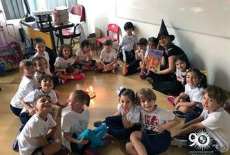 Xaverianos da Pré-Escola II e o mundo imaginário