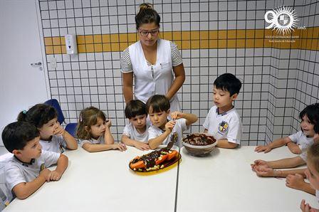 Uma doce atividade para Pré-Escola