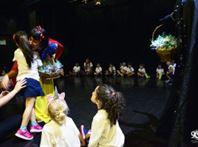 Branca de Neve e Malévola visitam a Pré-escola I