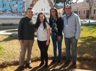 Formação Cristã e Pastoral visita Fraternidade que acolhe moradores de rua