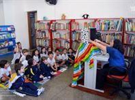 Biblioteca desenvolve projeto de leitura