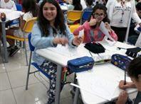 Quintos anos recebem o Nave à Vela em aula compartilhada
