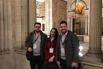 Colaboradores do SANFRA participam de Simpósio de Educação em Barcelona