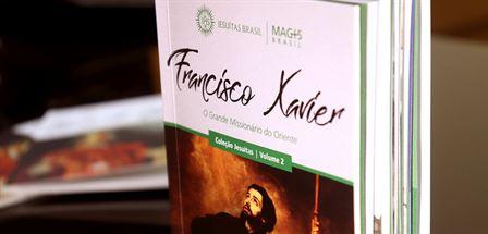 Biografias de São Francisco Xavier e Santo Inácio de Loyola são relançadas