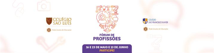 Fórum de Profissões 2017