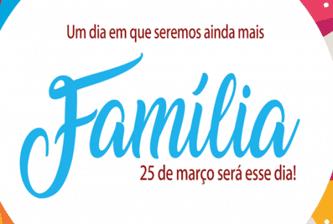 Dia da Família – Infantil e 1º ano EF