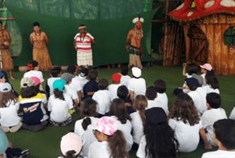 Xaverianos e a cultura indígena