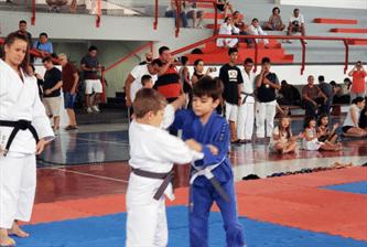 SANFRA é destaque em torneio de Judô