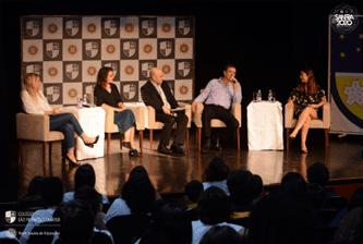SANFRA promove 3ª mesa redonda com Egressos Xaverianos