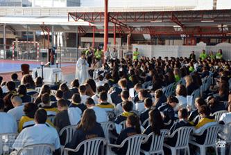 SANFRA celebra o Dia de Santo Inácio de Loyola
