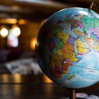 Globalização de fato - 1ª Série