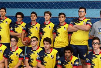 Xaverianos conquistam torneio de Basquete Sub18