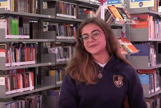 Xaveriana Pietra Soares  fala sobre curso que participou na Colômbia