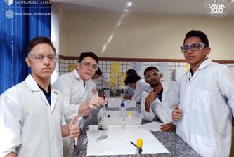 Analisando o calor das reações