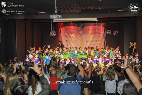 Festa de Encerramento – Maternal e Pré-Escola I