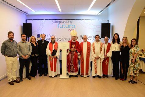 Colégio São Francisco Xavier inaugura novos espaços