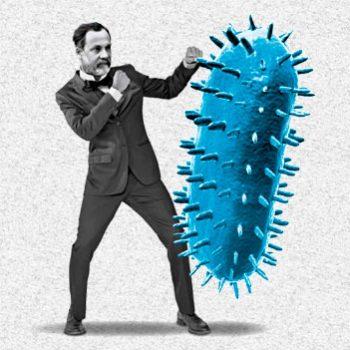 Pasteur-o-cientista